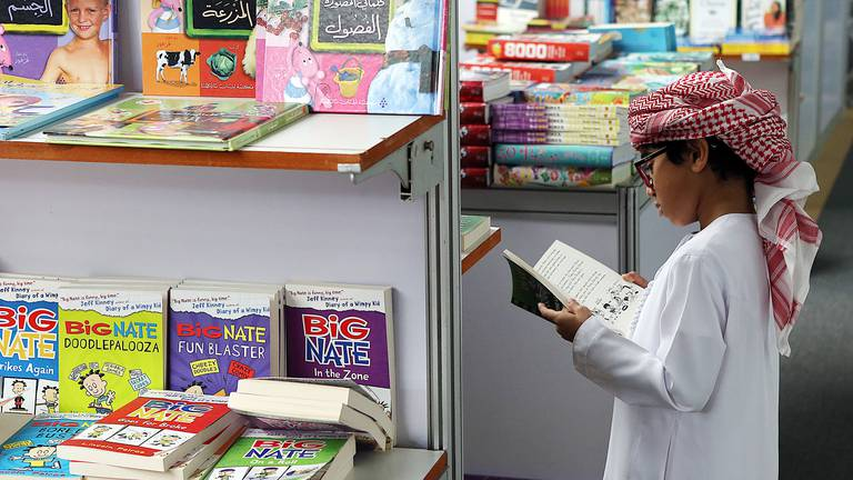 An image that illustrates this article Al Ain Book Fair 2021 to host more than 100 publishers and exhibitors