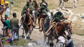US investigating treatment of Haitians at Texas border