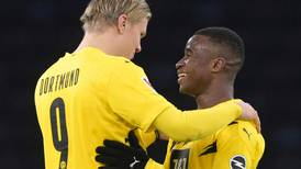 Erling Haaland nets four for Dortmund as teen Moukoko sets Bundesliga record - in pictures