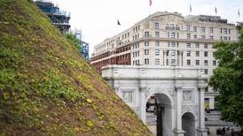 Marble Arch Mound billed as London's High Line but it's really a token to tackiness