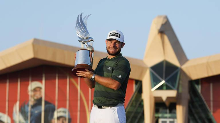 An image that illustrates this article Abu Dhabi HSBC Championship finds new home at Yas Links