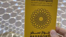 How many Expo 2020 Dubai passport stamps can you get in one day?