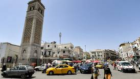 Anxious but hopeful Tunisians wait for what comes next