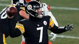 Roethlisberger suffers as Browns end 26-year run against Steelers