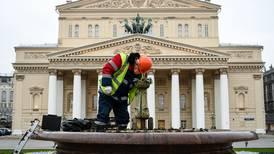 Scenery kills performer at Russia's Bolshoi Theatre