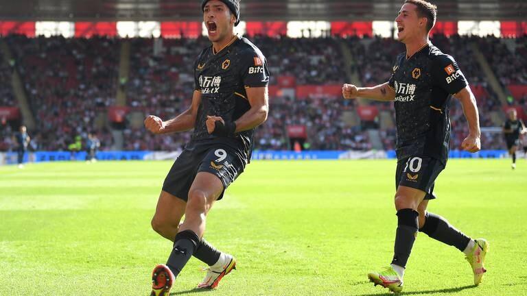 An image that illustrates this article Southampton v Wolves ratings: Romeu 5, Livramento 7; Jimenez 8, Coady 7