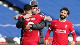 Liverpool 2020/21 season ratings: Mohamed Salah 9, Jurgen Klopp 5, Roberto Firmino 5