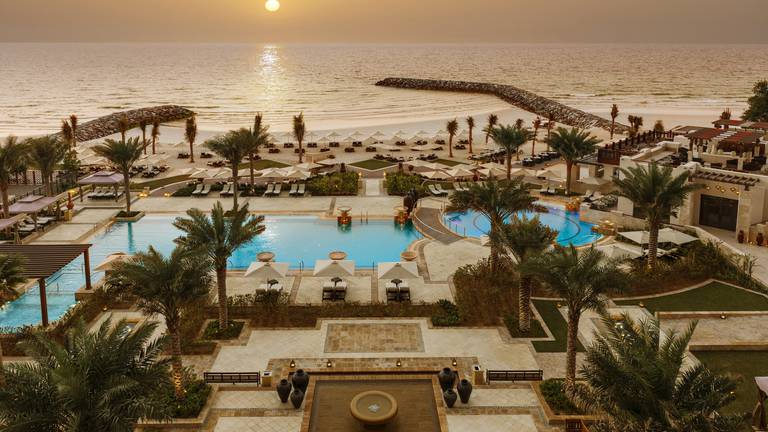 An image that illustrates this article Nine last-minute UAE staycations for the long weekend