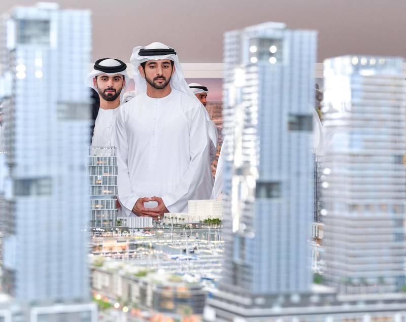 Dubai Crown Prince Hamdan bin Mohammed tours Dubai Boat Show, the largest and most established boat show in the region. The event is held at Dubai Canal and runs until March 2. Wam