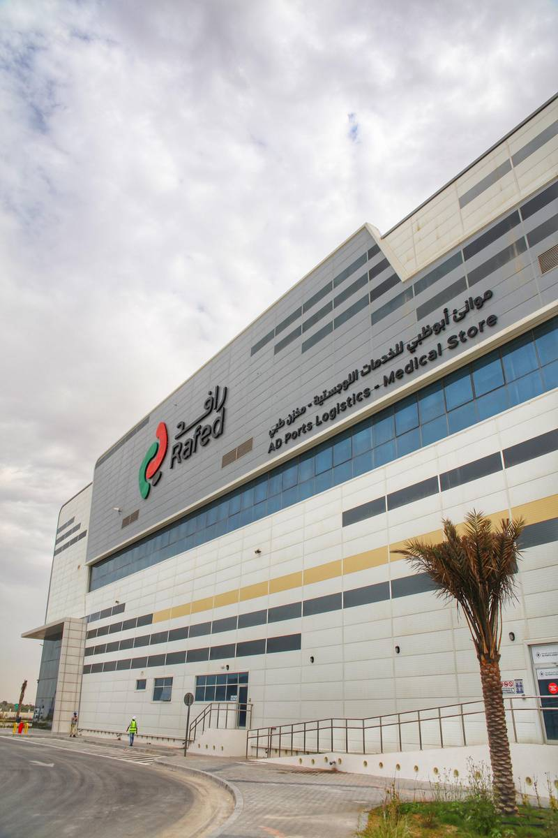 Abu Dhabi is the first location Globally to recieve the first shipment of the new revolutionary anti-covid 19 medication.