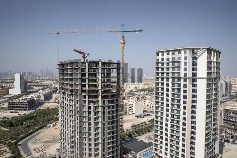 DUBAI UNITED ARAB EMIRATES. 12 NOVEMBER 2020. Community guide: Jumeirah Village Circle. (Photo: Antonie Robertson/The National) Journalist: Sarwat Nasir. Section: Business.