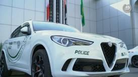 Dubai Police's luxury patrol fleet gets two new additions
