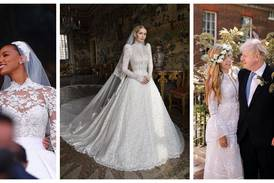 12 of the best celebrity wedding dresses of 2021: Ariana Grande, Lily Collins and more