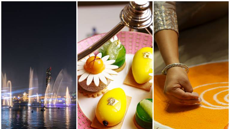 An image that illustrates this article Fireworks and feasts: How to celebrate Diwali 2021 in Dubai
