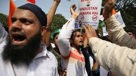 India bids to bust citizenship law 'myths' with cartoon Muslims