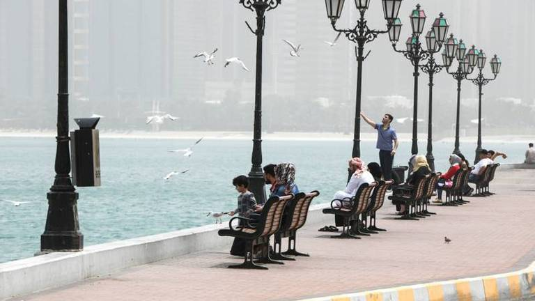 An image that illustrates this article UAE weather: Dubai and Abu Dhabi to see cooler temperatures