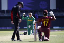 T20 World Cup: South Africa's win overshadowed by De Kock withdrawal