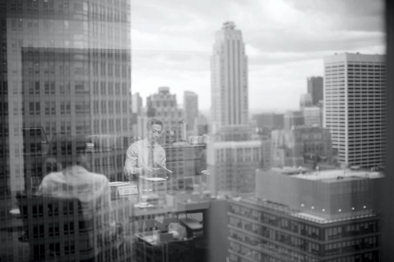 Investcorp's New York office. Courtesy Investcorp