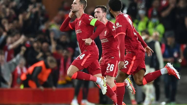 An image that illustrates this article Liverpool v AC Milan player ratings: Henderson 8, Salah 7; Kessie 6