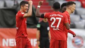 Bayern Munich dominate Eintracht Frankfurt to solidify top spot in Bundesliga