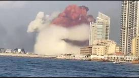 British MPs seek probe of company linked to Beirut blast