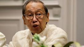 Philippine rebels declare ceasefire to heed UN chief's call