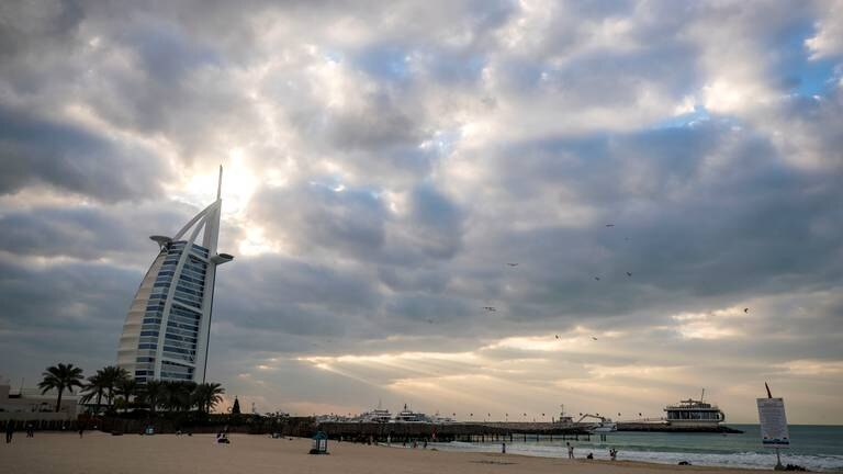 An image that illustrates this article UAE weather: fair and partly cloudy with lower temperatures