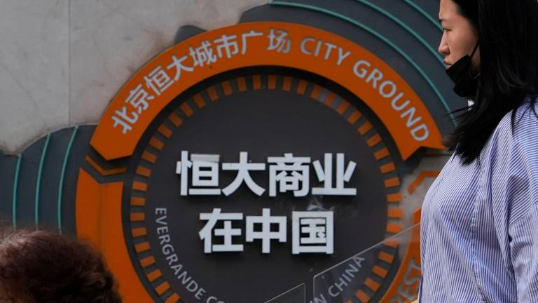 An image that illustrates this article The Evergrande financial crisis explained