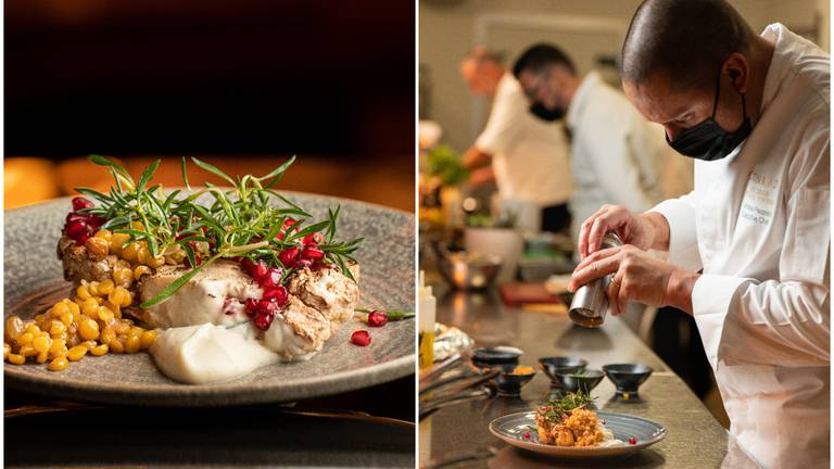 An image that illustrates this article Growth of the UAE: hotel chain launches menu featuring locally grown produce