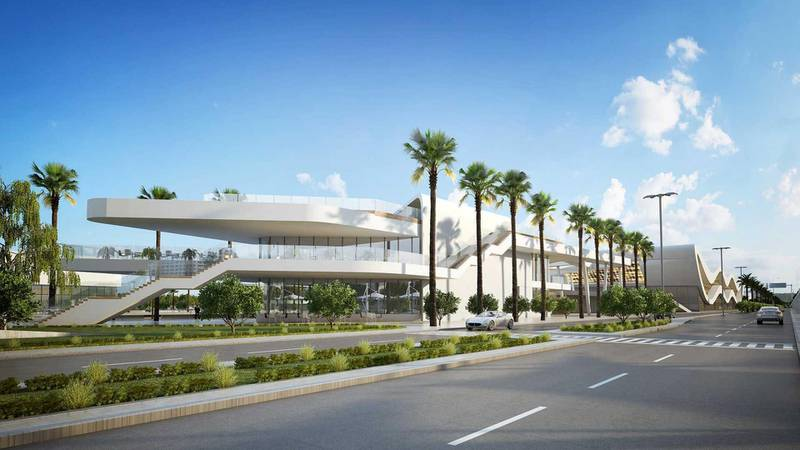 Al Qana - Family dining. Courtesy Department of Urban Planning and Municipalities and Al Barakah International Investment