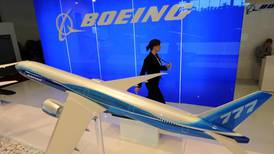 Boeing is in talks for a megadeal that the trade war could derail