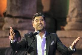 Lebanese singer Wael Kfoury involved in serious crash in Beirut