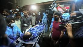 Kerala plane crash: hospitals in rush to treat survivors from Air India Express flight