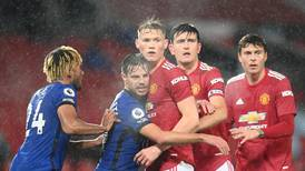Harry Maguire 7, Marcus Rashford 6; Thiago Silva 8, Timo Werner 5: Manchester United v Chelsea player ratings