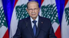 Lebanese president calls corruption biggest danger to the country