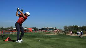 Abu Dhabi Golf Championship: Tommy Fleetwood in the mix for third title as Lee Westwood leads