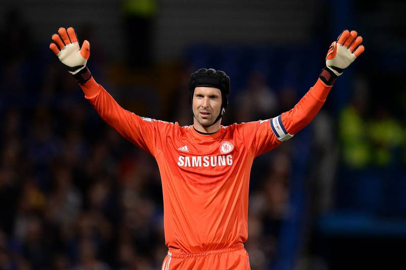 File photo dated 24-09-2014 of Chelsea goalkeeper Petr Cech. PRESS ASSOCIATION Photo. Issue date: Friday June 21, 2019. Chelsea have announced the appointment of Petr Cech as their technical and performance advisor. See PA story SOCCER Chelsea. Photo credit should read Andrew Matthews/PA Wire.