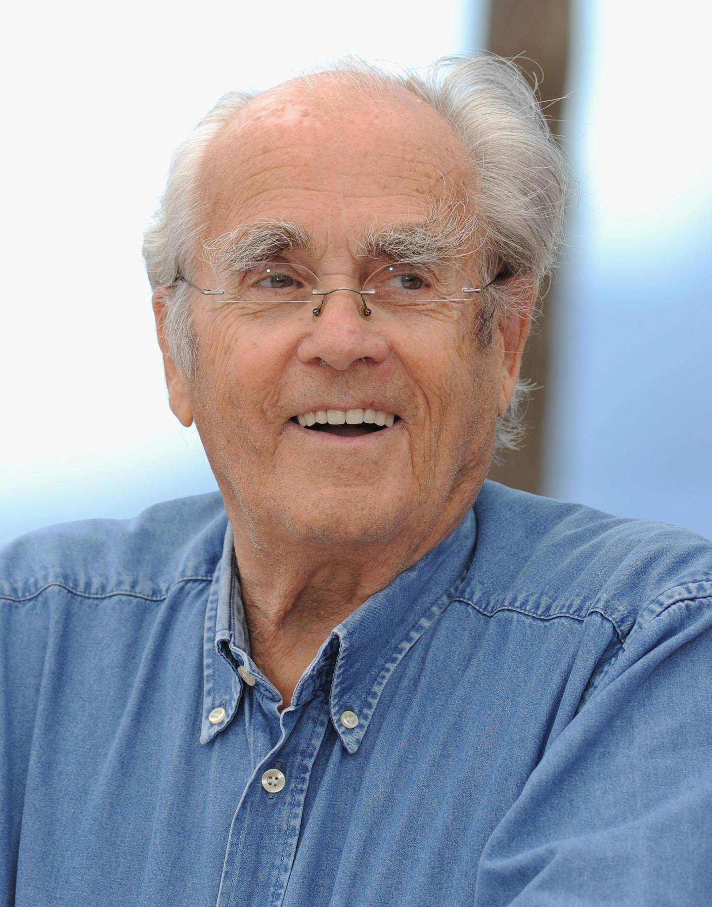 FILE - JANUARY 26: Oscar-winning composer Michel Legrand passed away on January 26, 2019 in Paris, France.  He was 86 years old. CANNES, FRANCE - MAY 23:  Michel Legrand attends the 'Max Rose' photocall during The 66th Annual Cannes Film Festival at the Palais des Festivals on May 23, 2013 in Cannes, France.  (Photo by Stuart C. Wilson/Getty Images)