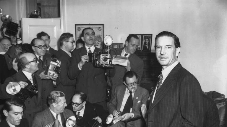 An image that illustrates this article Kim Philby's Beirut: the missing years in the life of the notorious British spy