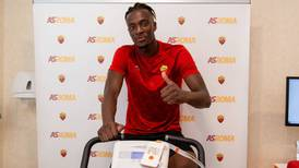 Chelsea striker Tammy Abraham completes move to Roma