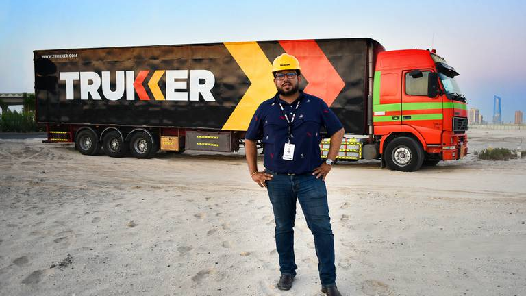 An image that illustrates this article UAE start-up Trukker to enter six markets by end of 2021
