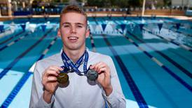 No time to bask in British Swimming Championships success for JESS Dubai pupil Lewis Burras