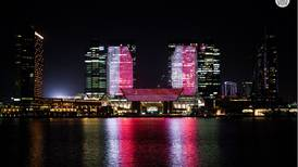 Abu Dhabi celebrates Singapore National Day - in pictures