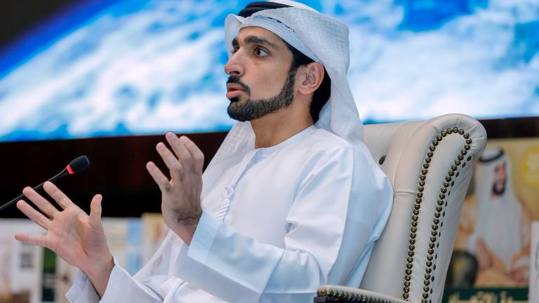 An image that illustrates this article UAE's Mars project director among top 50 future leaders in global list