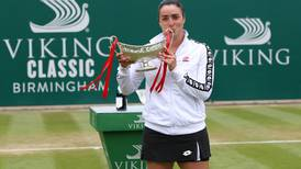 Ons Jabeur becomes first Arab woman to win WTA title after Birmingham Classic triumph