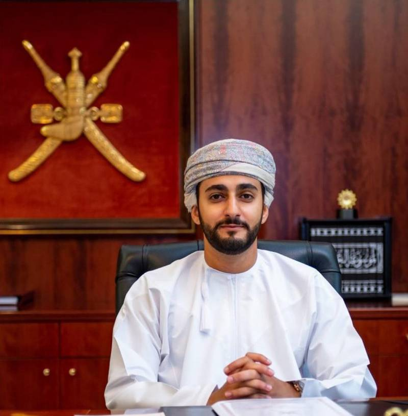 Muscat, Oct 7 (ONA) —- HH Sayyid Theyazin bin Haitham bin Tarik al-Said, Minister of Culture, Sports and Youth. Oman News Agency