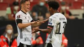 Hansi Flick's fledgling young stars point to bright future for Germany after dark spell