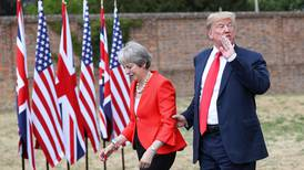Trump visit to the UK comes amid growing tensions in Anglo-American relationship