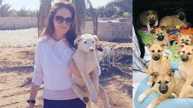 Why UK chart-topping singer Sandi Thom moved to Bahrain to help animals
