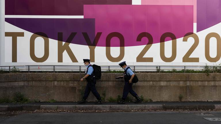 An image that illustrates this article Olympics: the games must go on?